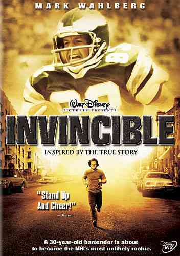 INVINCIBLE BY WAHLBERG,MARK (DVD)